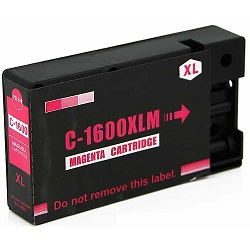 Compatible Canon PGI-1600XL Magenta ink cartridge