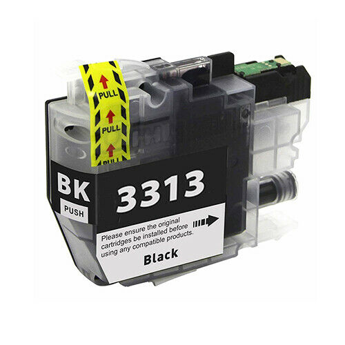 Compatible Brother LC3313 Black Ink Cartridge