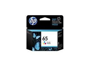 Genuine HP 65 Colour Ink Cartridge