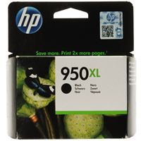 Genuine HP 950XL Black ink cartridge (CN045AA)